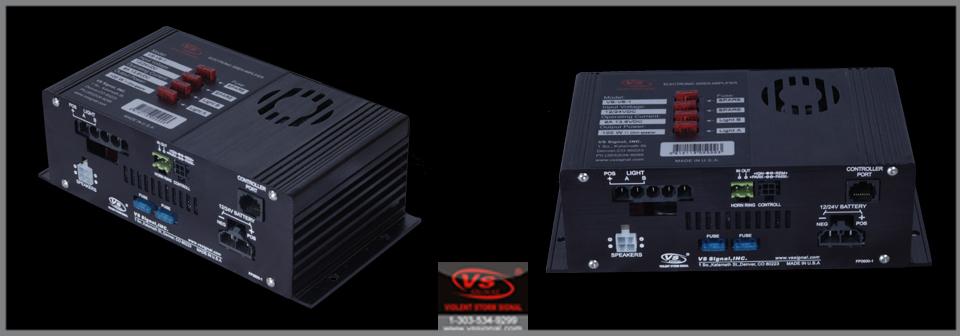 2014款美国原装进口VS Signal V6-1 (V61)警报器-长凯先锋中国总代理美国联邦信号道奇授权代理商
