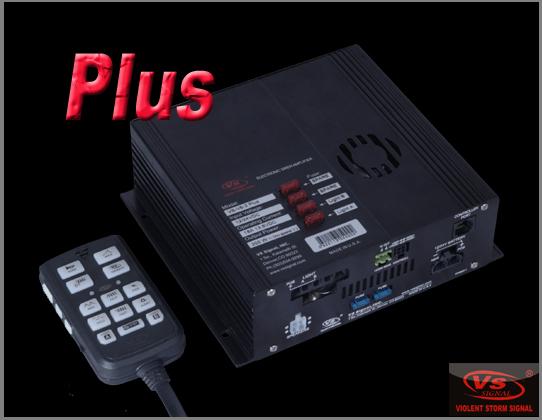 2014款美国原装进口VS Signal V6-2 (V62)plus增强版警报器-长凯先锋中国总代理美国联邦信号道奇授权代理商